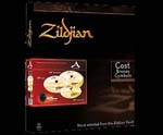 box set of zildjian a series cymbals for sale